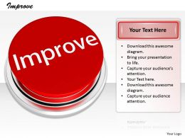 0514 Improve Your Business Skills Image Graphics For Powerpoint