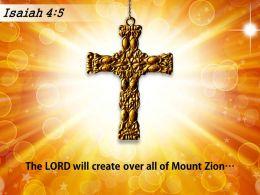 0514 Isaiah 45 The LORD Will Create PowerPoint Church Sermon