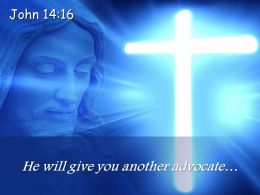 0514 John 1416 He Will Give You Another Advocate PowerPoint Church Sermon