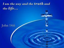 0514 John 146 The truth and the life PowerPoint Church Sermon