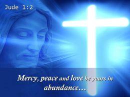 0514 Jude 12 Love Be Yours In Abundance Powerpoint Church Sermon