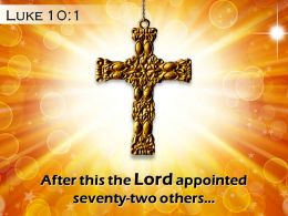 0514 Luke 101 After This The Lord Appointed Powerpoint Church Sermon