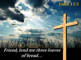 0514 Luke 115 Then Jesus Said To Them PowerPoint Church Sermon