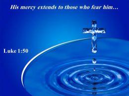 0514 Luke 150 His Mercy Extends To Powerpoint Church Sermon