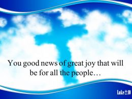 0514_luke_210_you_good_news_of_great_powerpoint_church_sermon_Slide01