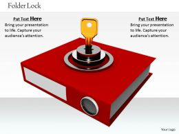 0514 Make A Secure Folder Image Graphics For Powerpoint