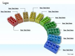 0514 Make A Series Of Lego Blocks Image Graphics For Powerpoint