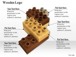 0514 Make Step Process With Lego Blocks Image Graphics For Powerpoint