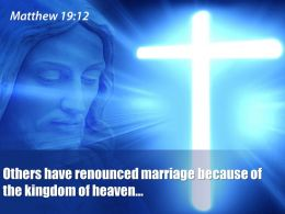 0514 Matthew 1912 Others Have Renounced Powerpoint Church Sermon