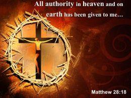 0514_matthew_2818_all_authority_in_heaven_power_powerpoint_church_sermon_Slide01