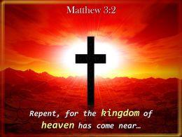0514 Matthew 32 The kingdom of heaven PowerPoint Church Sermon