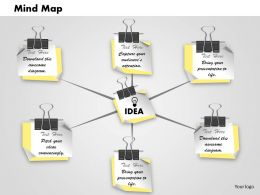 0514 Mind Map Download Powerpoint Presentation