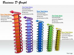 0514_multicolored_business_bar_graph_image_graphics_for_powerpoint_Slide01