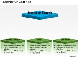 0514 Overview Of Distribution Channels Powerpoint Presentation