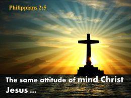 0514_philippians_25_the_same_attitude_of_mind_powerpoint_church_sermon_Slide01