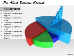 0514_pie_chart_to_compare_data_image_graphics_for_powerpoint_Slide01