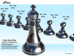 0514 Play And Enjoy Chess Image Graphics For Powerpoint
