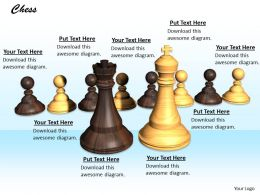 0514 Play Chess To Sharp Your Brain Image Graphics For Powerpoint