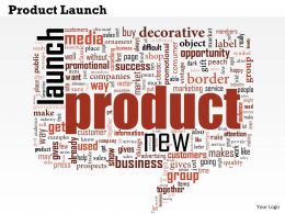 0514 Product Launch PowerPoint Slide Template