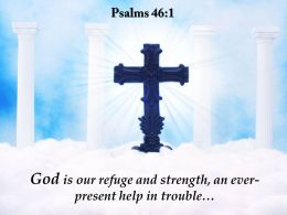 0514 Psalms 461 God Is Our Refuge And Powerpoint Church Sermon