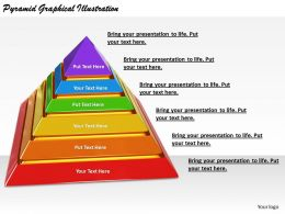 0514 Pyramid Graphical Illustration Image Graphics For Powerpoint
