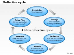 0514 Reflective Cycle Powerpoint Presentation