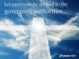 0514_romans_131_let_everyone_be_subject_powerpoint_church_sermon_Slide01