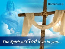 0514 Romans 89 The Spirit Of God Powerpoint Church Sermon