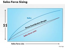 0514 Sales Force Sizing Powerpoint Presentation