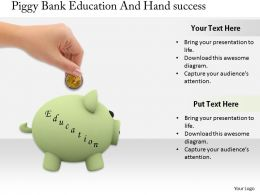 0514 Save Money For Education Image Graphics for PowerPoint
