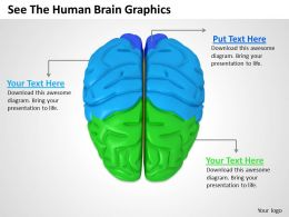 0514 See The Human Brain Graphics Image Graphics For Powerpoint