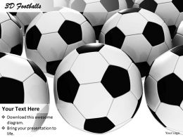 0514 Selection Of Footballs Image Graphics For Powerpoint