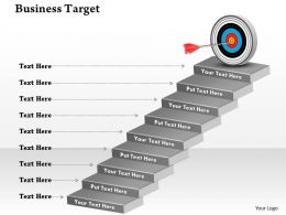 0514_sequential_process_diagram_for_business_goals_Slide01