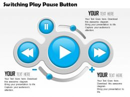0514 Switching Play Pause Button Powerpoint Presentation