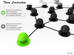 0514 Team Leadership Image Graphics For Powerpoint