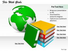 0514 Theme Of Global Education Image Graphics For Powerpoint