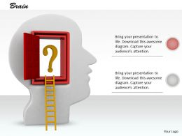 0514 Thought Process Of Human Mind Image Graphics For Powerpoint