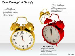 0514 Time Passing Out Quickly Image Graphics For Powerpoint