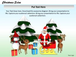 0514 Traditions Of Christmas Festival Image Graphics For Powerpoint