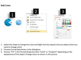 0514_two_result_business_pie_chart_data_driven_powerpoint_slides_Slide02