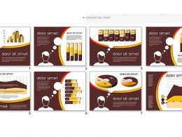 0514_two_result_business_pie_chart_data_driven_powerpoint_slides_Slide04