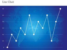 0514_unique_pattern_data_driven_line_chart_powerpoint_slides_Slide01