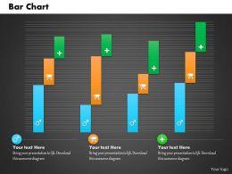 0514 Unique Pattern Sales Data Driven Chart Powerpoint Slides