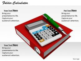 0514 Use Good Quality Calculator Image Graphics For Powerpoint