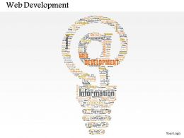 0514 Web Development Powerpoint Slide Template