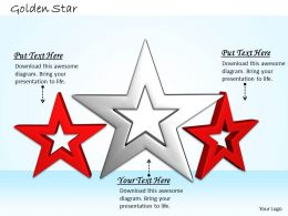 0514 White And Red Star Graphic Image Graphics For Powerpoint