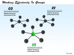 0514 Working Effectively In Groups Image Graphics For Powerpoint
