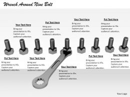 0514 Wrench For Loosening Nuts Image Graphics For Powerpoint