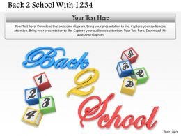 0614 Back To School Activities Image Graphics for PowerPoint