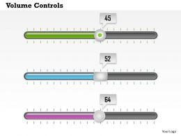 0614_business_consulting_diagram_graphics_of_volume_controls_powerpoint_slide_template_Slide01